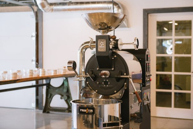 Vessel Coffee Spokane Wash