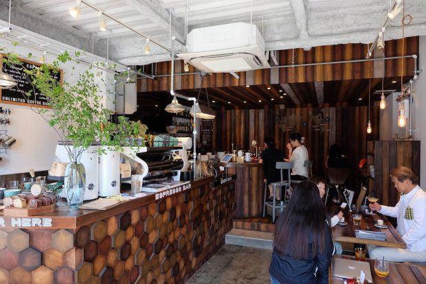 Unlimited Coffee Tokyo Japan
