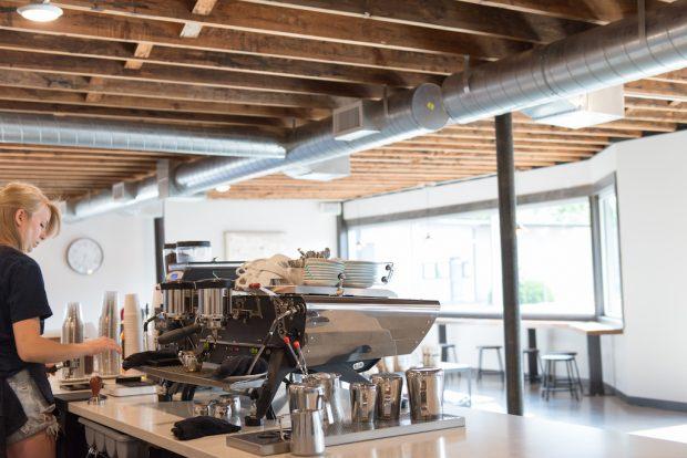 Vessel Coffee Spokane Wash