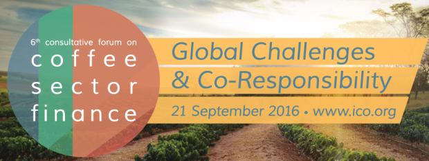 Co-Responsibility for Global Challenges at the ICO's Upcoming Forum on Coffee Finance