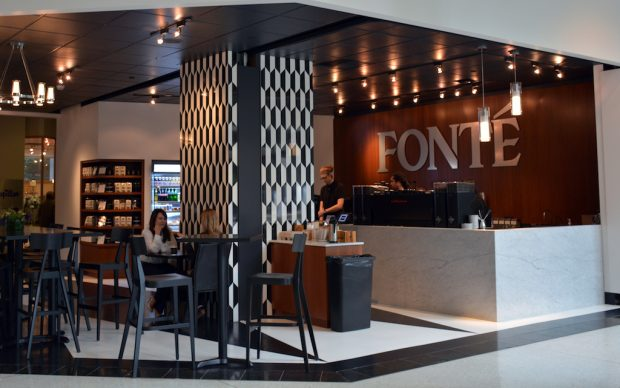 Longtime Seattle Roaster Fonté Opens Second Café, in Bellevue