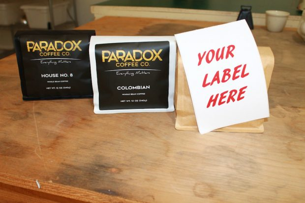 All images courtesy of Paradox Coffee