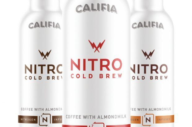 Nut Milk Specialist Califia Farms Makes a Major Coffee Play with RTD Nitro Cold Brew
