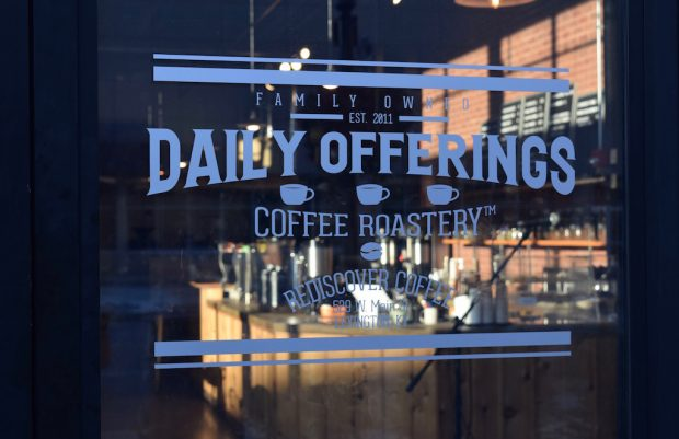 Daily Offerings Coffee Roastery Lexington Ky