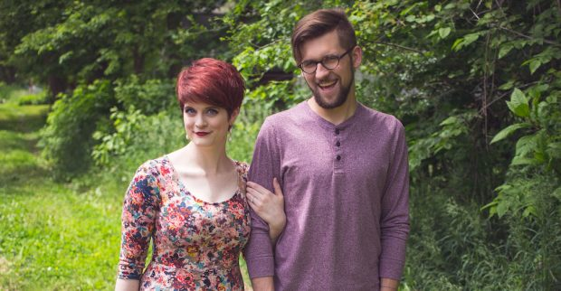 Jasmyn and Jacob Wichert of Amateur Coffee