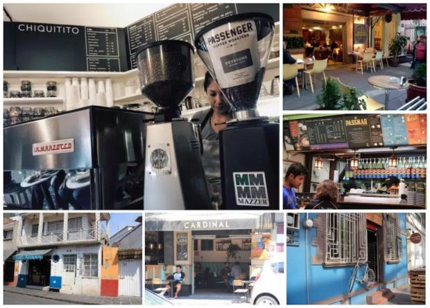 An Espresso-Loving Traveler's Guide to the Cafés of Mexico City