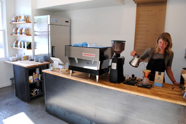 Pink Elephant a Main Street Retreat for Park City's Coffee Adventurists