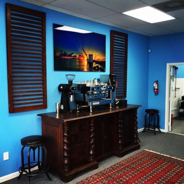 Pumphouse Coffee Roasters Florida