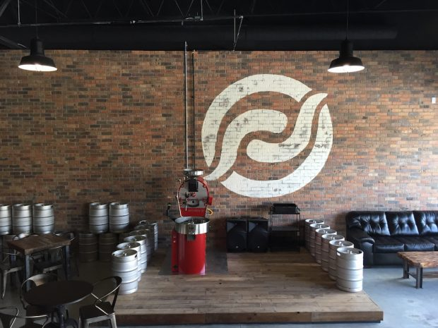 Red Horn Coffee Brewing Cedar Park
