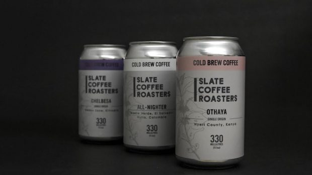 Cold Brew Gets a Clean Slate Coffee Roasters Treatment in Seattle