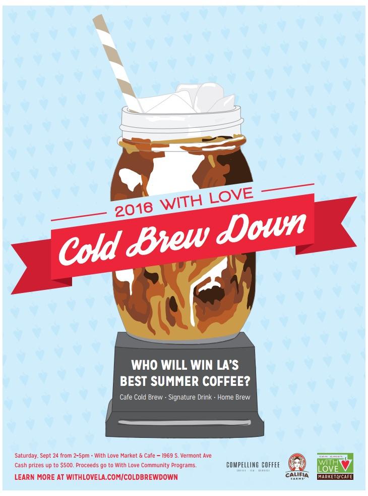 2016 cold brew down