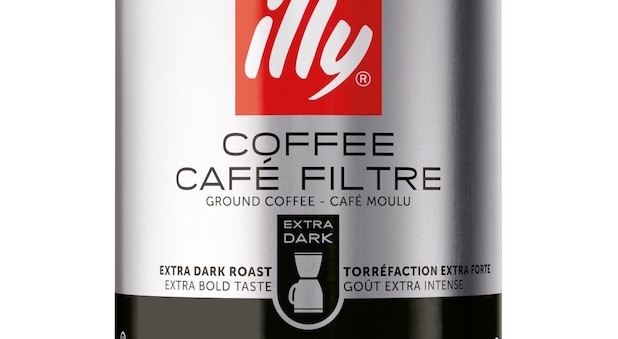 illy Pulls No Punches, Launches 'Extra Dark Roast'