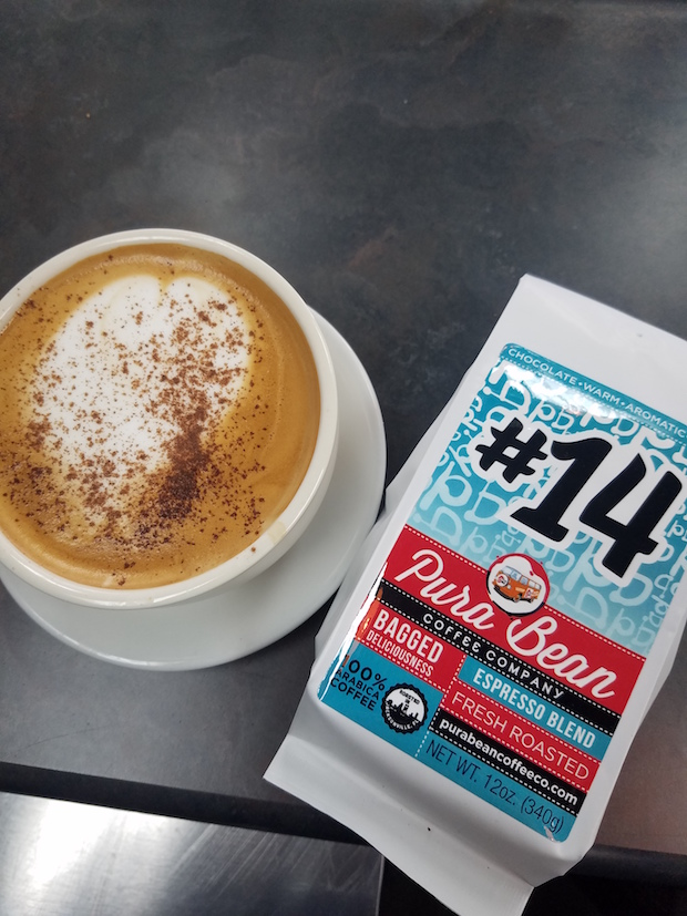 Pura Bean Coffee Jacksonville