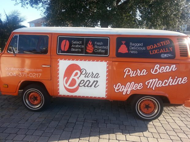 With a New Café, It's All Good At Pura Bean Coffee in Jacksonville