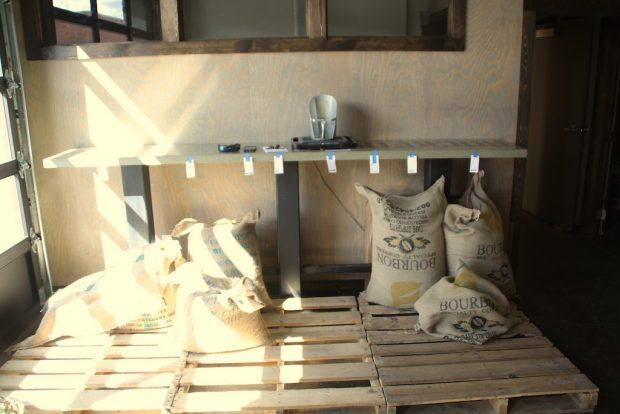 Rockford Coffee Roasters in Bozeman, Montana. Photo by Nick Brown.