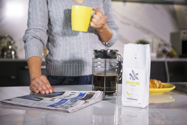 Extra, Extra: Toronto Star Newspaper Company Launches Headline Coffee