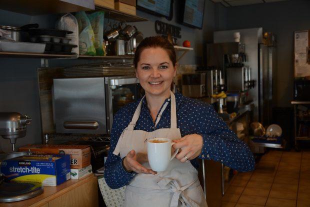 Chaube Coffee Deefrield IL