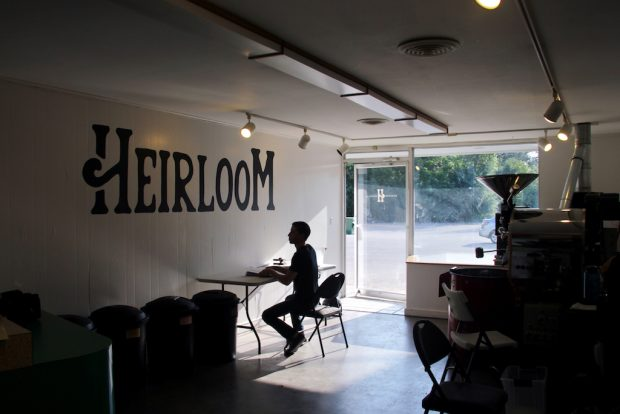 Michigan's Heirloom Coffee Co. Starts a New Tradition in Quality
