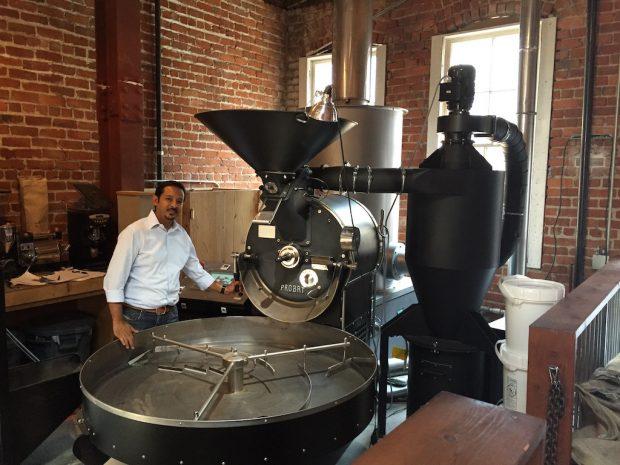 With a New UG-22, Ethiopia Specialist Sextant Coffee Has Ramped Up Plans in SF