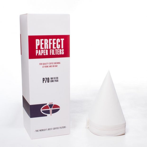 Saint Anthony Industries paper cone filters.