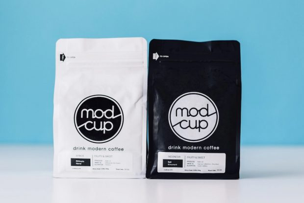 Unpacking Coffee with Kandace and Ray: Jersey's Modcup