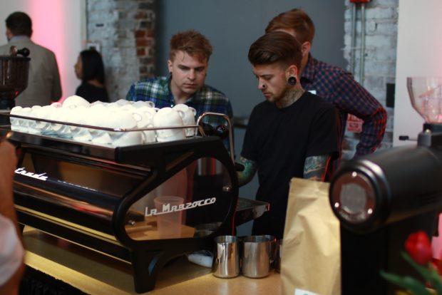 Photo courtesy of La Marzocco.