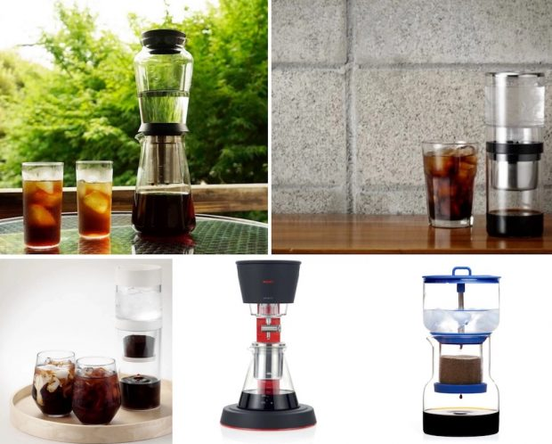 Compact Slow Drip Coffee Brewers Are Accumulating Fast