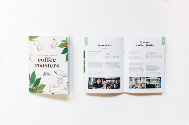 This 60-Page Coffee Guide to New Zealand Roasters is Absolutely Neat