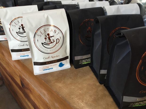 Sextant Coffee Roasters. Daily Coffee News photo.