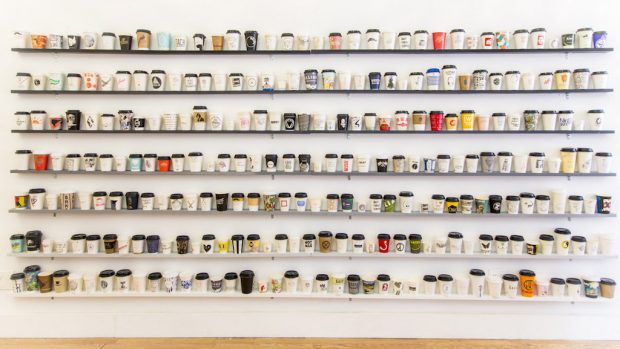 An IG Comes to Life in Exhibition of World's Largest Specialty Cup Collection