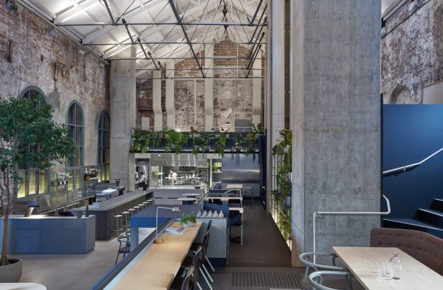The Best in Australian Café Design Finds Higher Ground