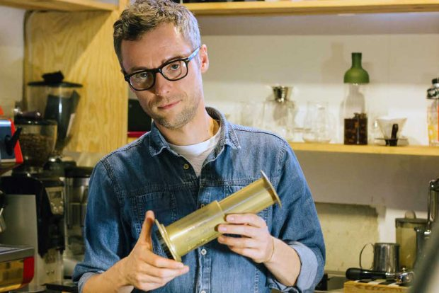 Brew Along with 2016 World Aeropress Champion Filip Kucharczyk
