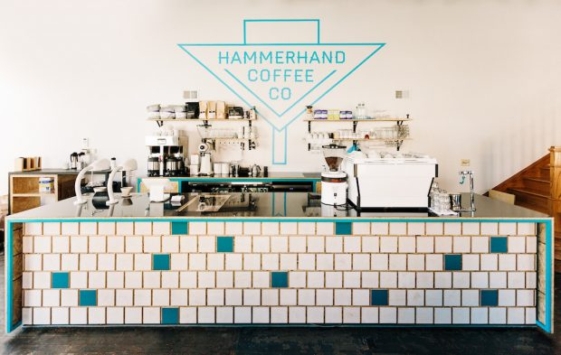 Hammerhand Coffee Liberty Kansas City Missouri