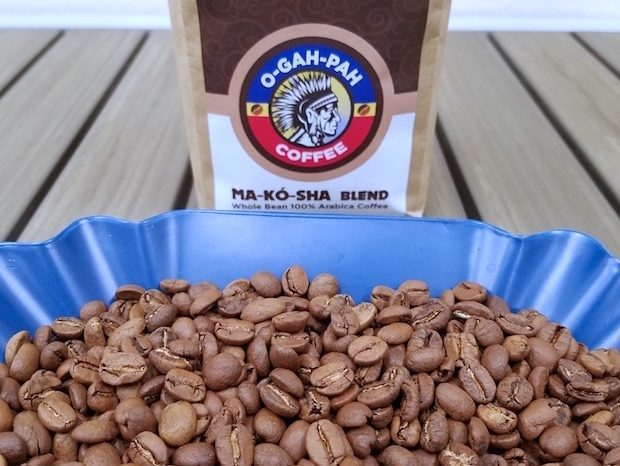 In Oklahoma, the Quapaw Tribe's O-Gah-Pah Coffee Upgrades the Downstream