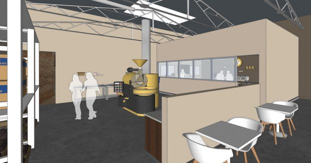 The future San Diego Coffee Training Institute