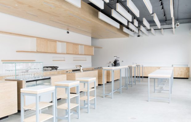 Blue Bottle Planning 5 000 S F Washington Dc Caf And Training Center Daily Coffee News By
