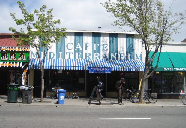 Remembering Latte Birthplace and Quintessential Counterculture Destination Caffe Med