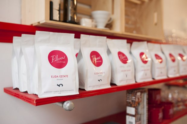 Pilcrow Coffee Roasters Milwaukee