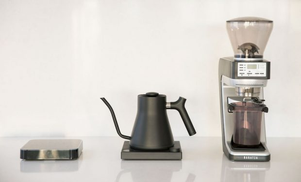 stagg pourover coffee kettle
