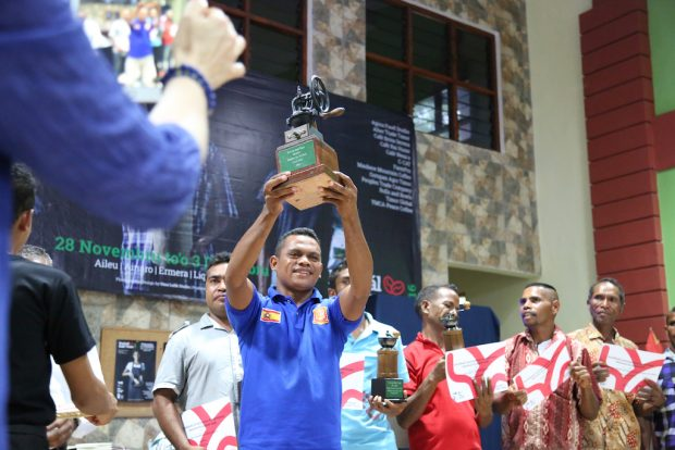 Smallholders and Heirloom Varieties Win at First Timor-Leste Quality Competition
