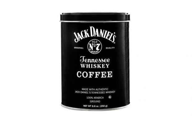 Jack Daniel's Tennessee Whiskey Coffee Now Exists