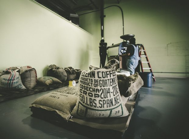 Parry Coffee Roasters in Ohio