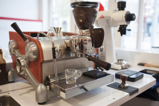 Pilcrow Coffee Roasters Milwaukee