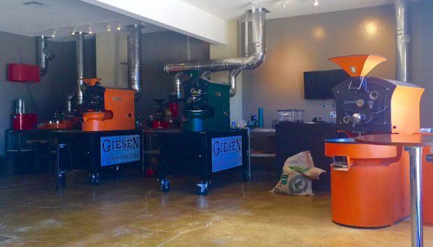 Boot Coffee training lab