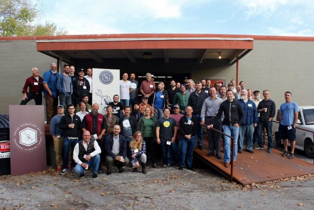 Coffee Technicians Guild photo.