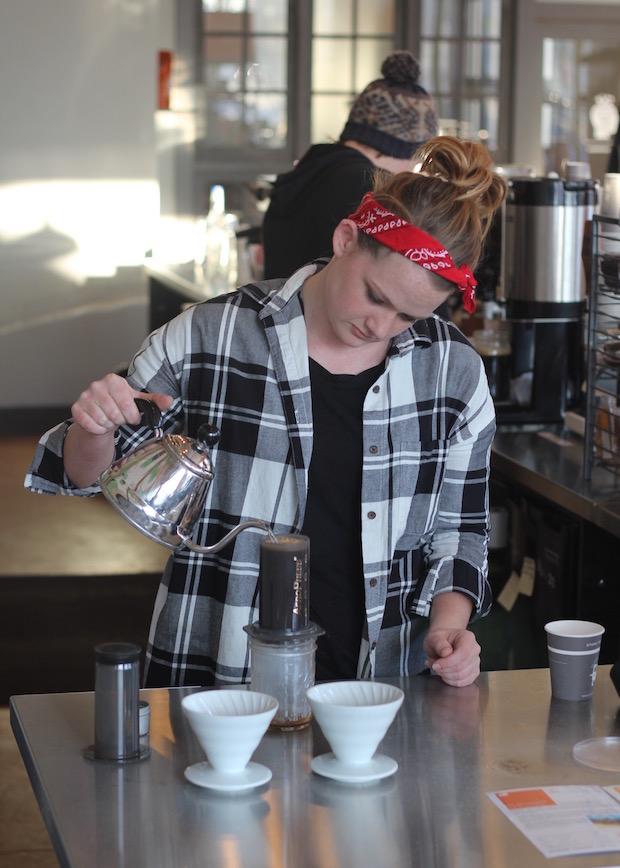 Stone Creek Coffee Madison Wi