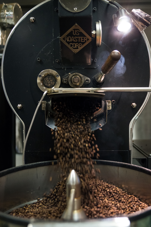 Holderness Coffee Roasters Corvallis Oregon