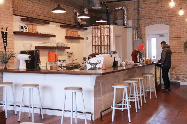 Wesley Andrews cafe coffee Minneapolis