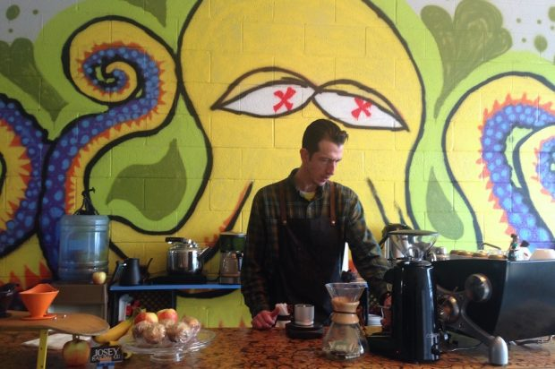 Former PT's Roaster Opens Caffiend Roastery Cafe in Topeka