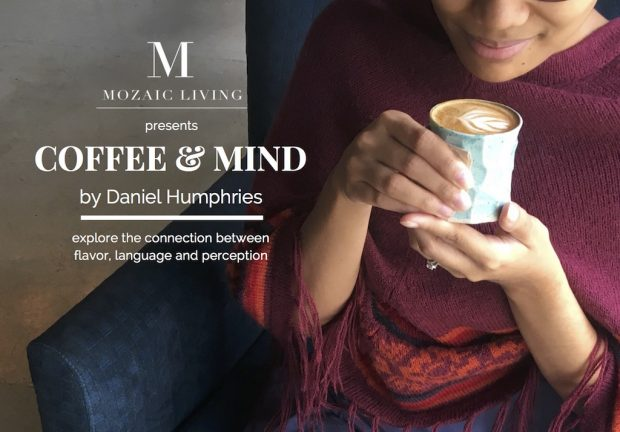 Daniel Humphries Leading 'Coffee and Mind' Tasting Event in Manila